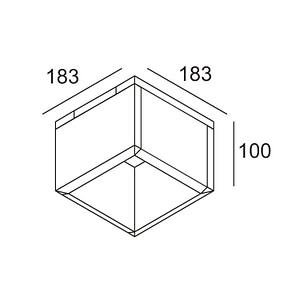 Delta Light Grid in ZB1 Box L