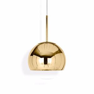 Tom Dixon Mirror Ball 25cm Gold