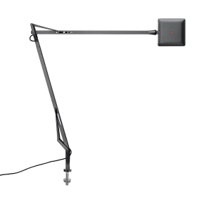 Flos Kelvin Edge Desk support (visible cable)