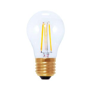 Segula Bulb small clear E27 3,5W dimbaar