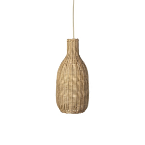 Ferm Living Braided Bottle hanglamp koop je online bij Lumenlab.nl