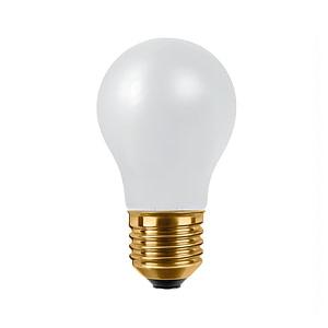 Segula Bulb small frosted E27 3,5W dimbaar
