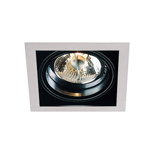 Delta Light Grid In 1 QR G53 12v 35-100w Wit-Wit