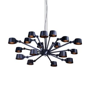 Tonone Bolt 18 Arm Chandelier