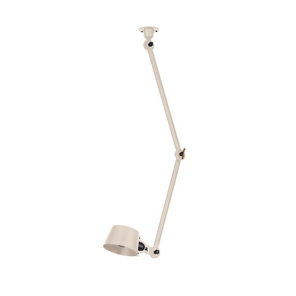 Tonone Bolt Ceiling Double Arm Side Fit Lighting White