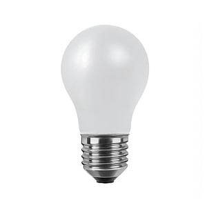 Segula Bulb frosted E27 8W dimbaar