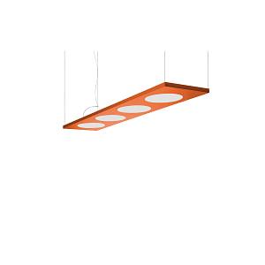 Foscarini Dolmen Suspension Oranje