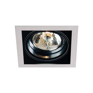 Delta Light Grid In 1 QR G53 12v 35-100w Wit-Wit